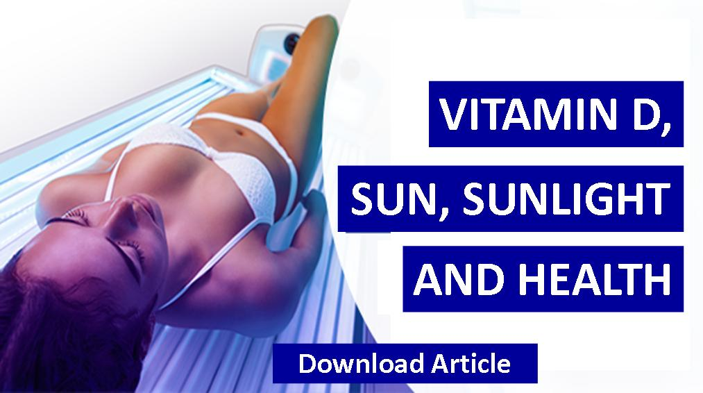 Vitamin D, Sun, Sunlight and Health - Read Article